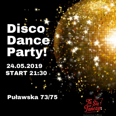 Disco Dance Party 24.05.19